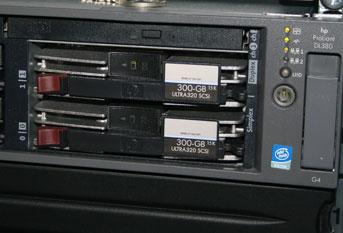Seriøs hosting kræver gode servere og netværksudstyr
